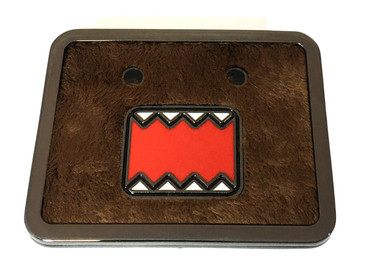Domo Kun: Plush Domo Belt Buckle