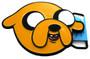 Adventure Time: Jake Belt Buckle
