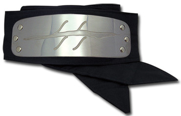 Naruto: Anti Mist Village Logo Anime Headband