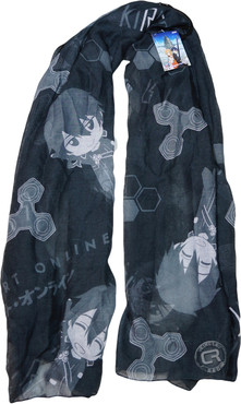 Sword Art Online: Kirito Emotions Scarf