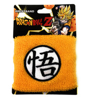 Dragon Ball Z: Goku's Symbol Wristband