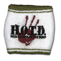 High School of the Dead: HOTD Logo Wristband