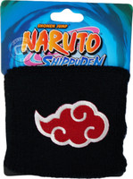 Naruto Shippiden: Akatsuki Cloud Icon Wristband