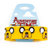 Adventure Time: Jake Rubber Wristband