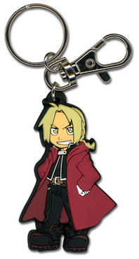 FullMetal Alchemist Brotherhood: Chibi Ed Key Chain