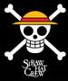 One Piece: Straw Hat Crew Pirate Skull Throw Blanket