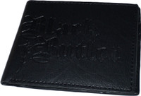Black Butler: Sebastian and Logo Bifold Wallet