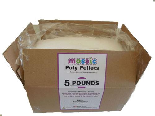 Poly Pellets - 5 lbs.