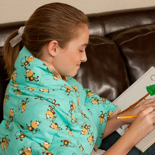 Large Teen Girls Weighted Blanket