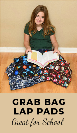 Grab Bag Lap Pads