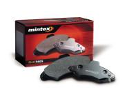 Mintex M1166 Front Brake Pad Set (MDB1859M1166)