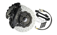 Front Brake Kit 8 Piston Brembo Calipers with 365x34mm OE 2-Piece Discs (BK0016)