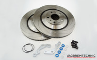 Rear 335x22mm 1-Piece Disc Upgrade Kit - TTS/TTRS Only (DI0010)