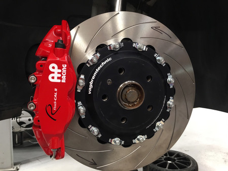 Complete Brake Kit Fitted