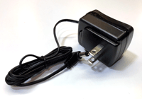 9-volt power supply for bass fishign scale