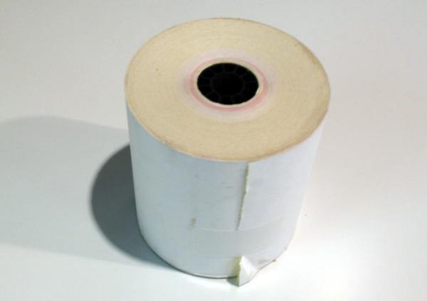 2-Part Roll Paper