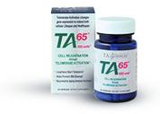 TA Sciences TA-65 Telomerase Activation Capsules - 30 count - 100 Unit