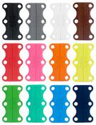 Zubits Size 1 Magnetic Shoe Lace Closures - Kids / Seniors