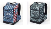 Dynamic Discs SNIPER Disc Golf Backpack - Patriotic Edition