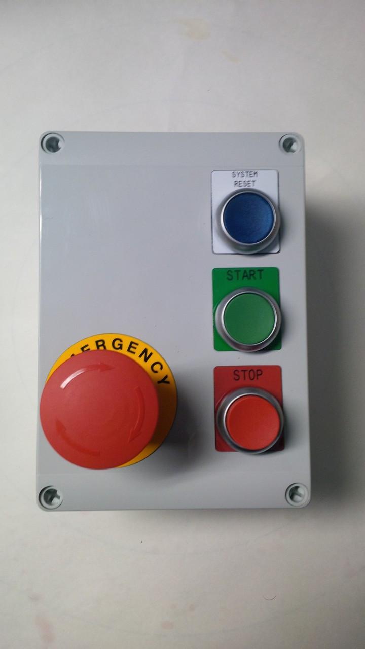 1 Hp 120 V Eaton Reversing Single Phase Magnetic Motor Starter