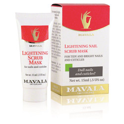 Mavala Lightening Nail Scrub Mask 15ml