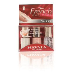 Mavala Natural French Manicure Silver