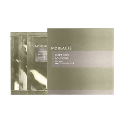 M2 BEAUTÉ Oil-Free Eye Make-up Remover Sachets