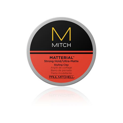 Mitch Matterial >> Paul Mitchell Mitch Matterial Strong Hold Ultra Matte Styling Clay
