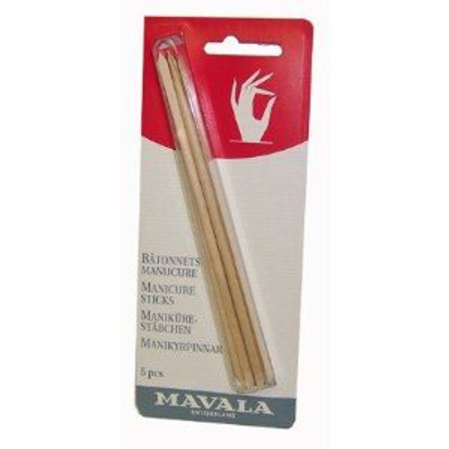 Mavala Cuticle Sticks (5 pieces)