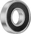 Bearing, Supercharger Idler Pulley