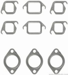 Exhaust Manifold Gasket Set - 9 pieces