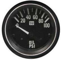 Oil Pressure Gauge, Avanti 1970's & 1980's