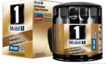 Mobil 1™ oil filters are key to getting the most from your motor oil. Our synthetic oil filters for cars and motorcycles can help you get better engine performance and longer engine life.
