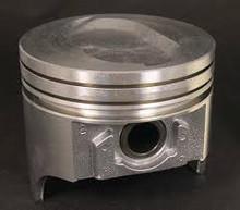 V-8 Pistons - Silvolite Hypereutectic 1/2 Dish - Avanti R1 & R2