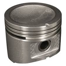 Dished Piston