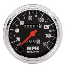 Very similar in appearance to the original speedometer