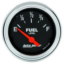 Fuel Gauge - Avanti Replacement - '63 to 70's