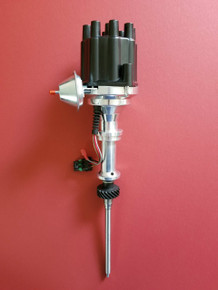 Maxx Billet Aluminum Electronic Distributor with Coil