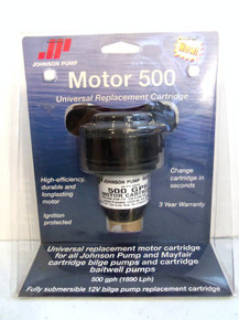 Replacement Motor Cartridge - Mayfair by Johnson Pump 28552 - View 1