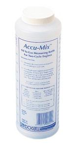 Accu-Mix - SeaDog 588614 - 32 oz Oil to Gas Measuring Bottle for Two-Cycle Engines - View 1