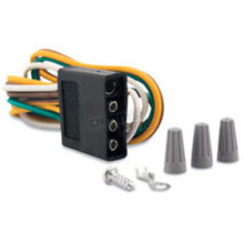 Trailer to Vehicle Connector - Optronics A-18TC - 4 Way Flat - View 1