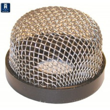 """Aerator Filter Screen - TH Marine AS-1-DP - Stainless Steel Wire Mesh - 3/4""""-14 thread - View 1"""