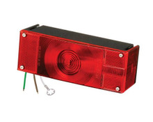 """Trailer Light - Wesbar 403076 - Stop, Turn & Tail - Waterproof Low-Profile Over 80"""" - Right/Curbside"""