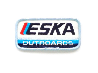 Eska Outboards Shirt Patch - View 1