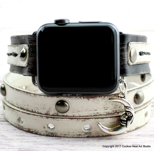 Leather Watch Care