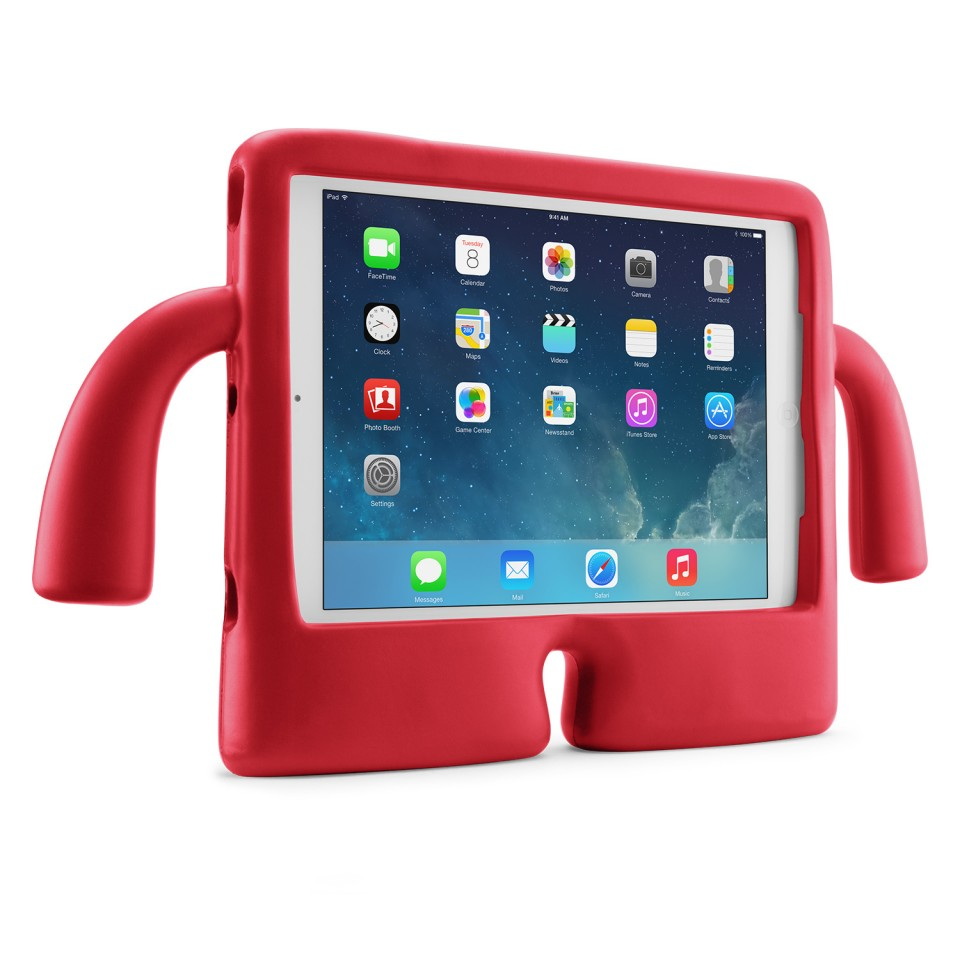 speck iguy  Speck iGuy for iPad Air 2 - Chili Pepper -