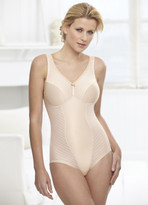 Glamorise Isometric Body Briefer Shaper Comfort & Control Cafe