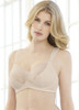 Glamorise Elegance Full-Figure Wide-Strap Support Bra Nude