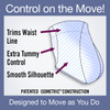 Patented Isometric Construction. Control on the Move! Designed to Move as You Do.