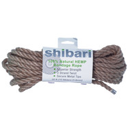 Shibari Hemp Bondage Rope 32 ft.